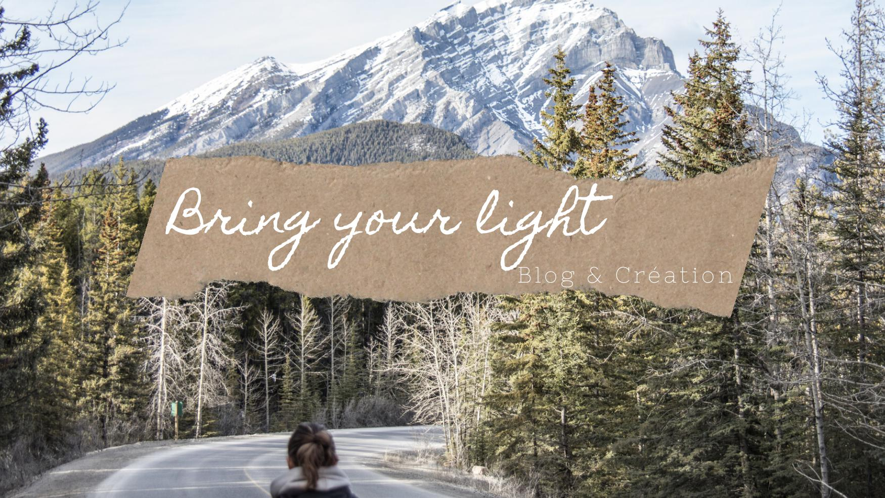 Bring your Light - Kelly Anaeh